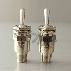 Air Valve Manual Valves (Lever Type Valves) Series TAC