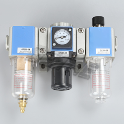 Air Source Treatment F.R.L.combination Series GC
