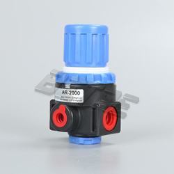 Air Source Treatment Blue Type Regulator Series AR