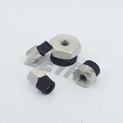 (Female Thread) ZP2 Series Sponge Vacuum Pad