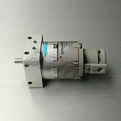 CRB2BWU Series Rotary Actuator With Angle Adjuster/Vane Type